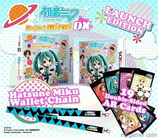 Hatsune Miku Project Mirai DX Special