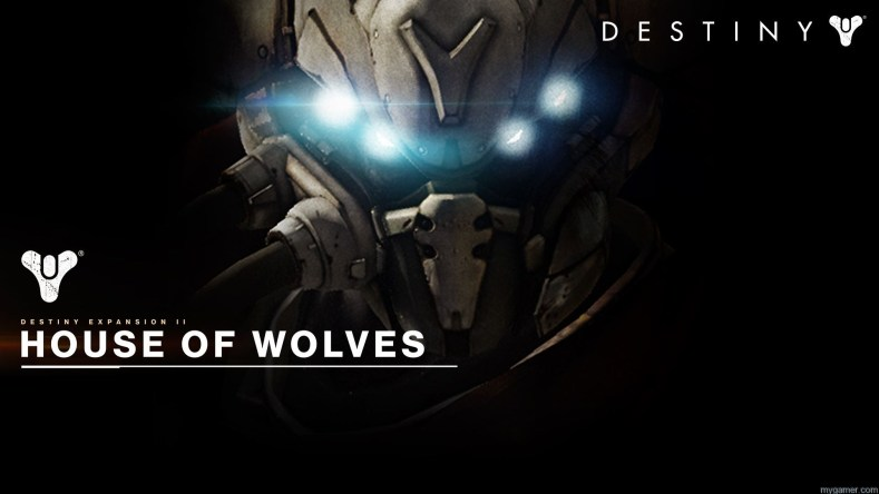 Destiny - House of Wolves destiny house of wolves Destiny Expansion II: House of Wolves Launch Trailer House of Wolves DLC