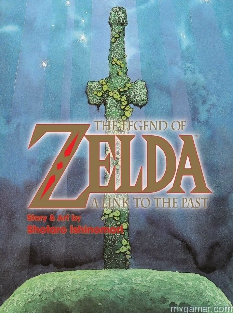 The Legend of Zelda: A Link To the Past Graphic Novel Review The Legend of Zelda: A Link To the Past Graphic Novel Review Zelda Comic Novel Cover