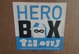 Hero Box hero box Hero Box April 2015 Review box