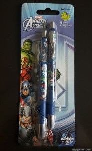 Hero Box Hero Box Hero Box April 2015 Review pens 183x300