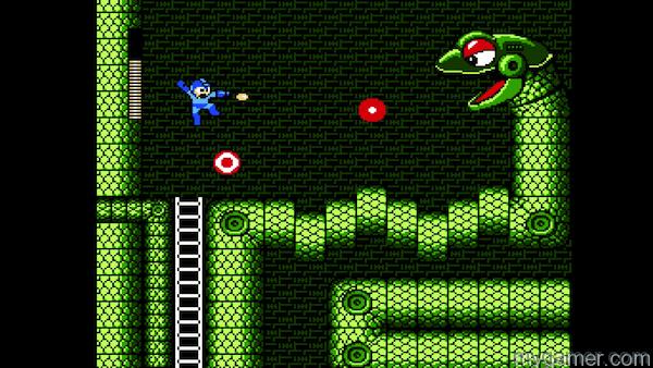 Mega Man 3 Snake