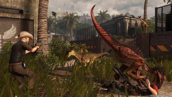 One bite kills Primal Carnage: Extinction PC Review Primal Carnage: Extinction PC Review Primal Carnage Eat 1024x576