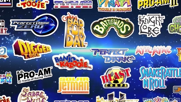 Rare Replay List of Game Revealed – Offers Tremendous Value Rare Replay List of Game Revealed – Offers Tremendous Value Rare Replay