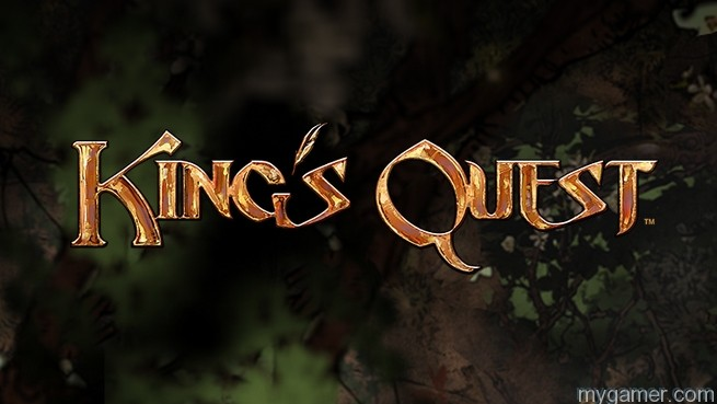New King's Quest Gets Full Name with New Trailer New King's Quest Gets Full Name with New Trailer kings quest 2015 logo