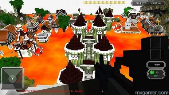 Guncraft-lava Guncraft (Xbox 360) Review Guncraft (Xbox 360) Review Guncraft lava