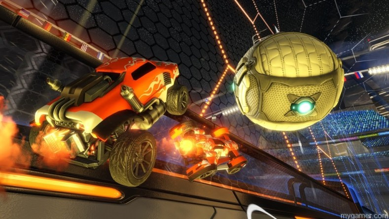 Rocket League Now Free to PSN Subscribers - Offers Cross Platform Play with PC Players Rocket League Now Free to PSN Subscribers – Offers Cross Platform Play with PC Players Rocket League1