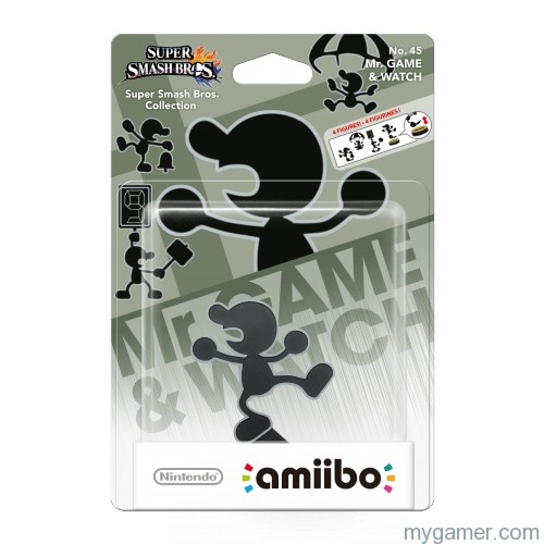 amiibo Game and watch