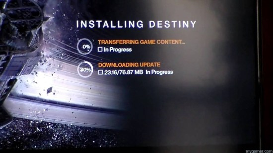 The waiting never ends...  You Know What Sucks… New Gen Load Times You Know What Sucks… New Gen Load Times Destiny Install