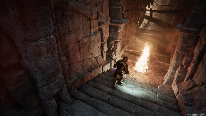Dungeons in Deep Down