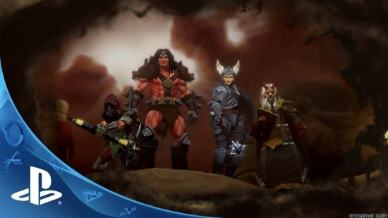 Gauntlet Slayer Editon PS4