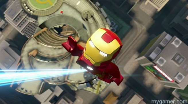 Iron Man in LEGO Marvels Avengers