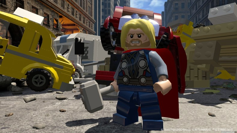 LEGO Marvels Avengers Preview