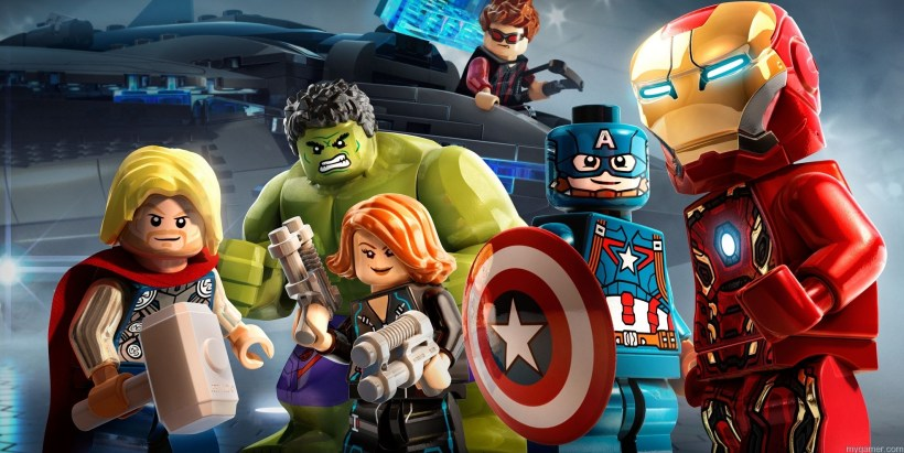Marvel's Avengers Featured Characters LEGO Marvel's Avengers Preview LEGO Marvel's Avengers Preview Marvel Avengers Characters