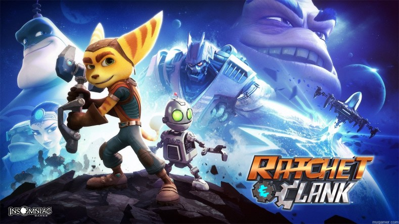 Ratchet & Clank PS4 PREVIEW Ratchet & Clank (PS4) Preview Ratchet & Clank (PS4) Preview Ratchet Clank Preview COVER