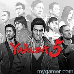 Yakuza 5 faces
