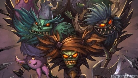 Zombie Vikings art