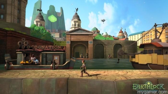 Graphics in Earthlock: Festival of Magic