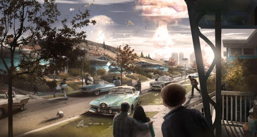 Fallout4_Concept_Blast_1434323459.0 Fallout 4 Preview Fallout 4 Preview Fallout4 Concept Blast 1434323459