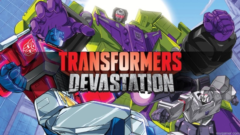 Pre-Order Transformers Devastation To Get Free DLC Pre-Order Transformers Devastation To Get Free DLC Transformers Devastation banner