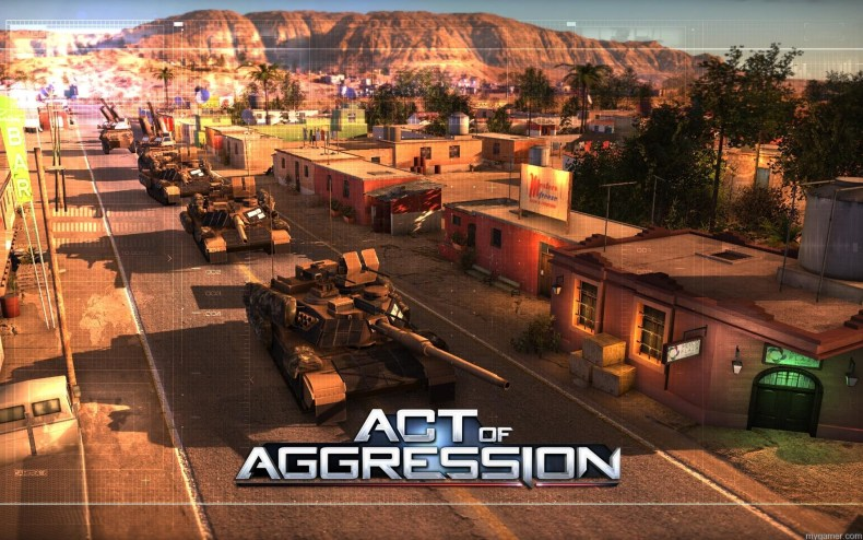 act of aggression alpha screen 2