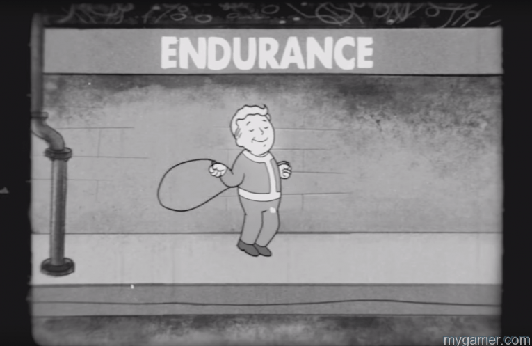 fallout 4 endurance