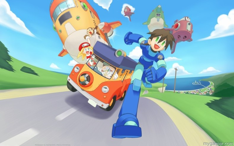 mega man legends coming to psn sept 29!!! Mega Man Legends Coming to PSN Sept 29!!! mega man legends wallpaper