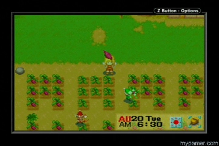 HMMFOMT(1) Harvest Moon: More Friends of Mineral Town Grows on Wii U Virtual Console Harvest Moon: More Friends of Mineral Town Grows on Wii U Virtual Console HMMFOMT1