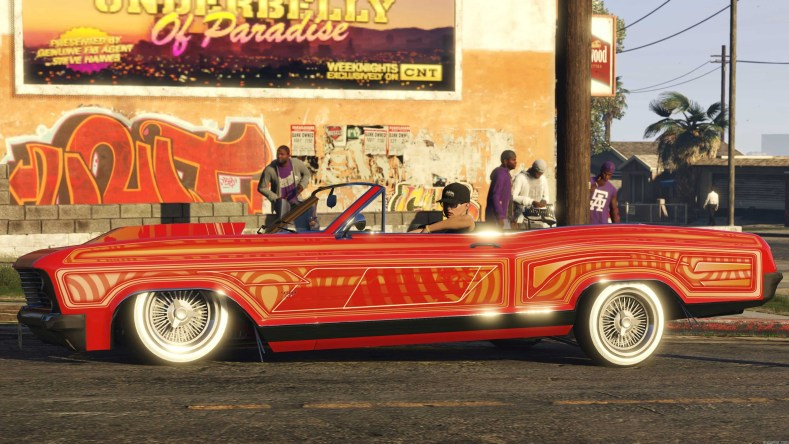 Grand Theft Auto Online: Lowriders Grand Theft Auto Online: Lowriders Now Available Grand Theft Auto Online: Lowriders Now Available Lowrider outnow 3