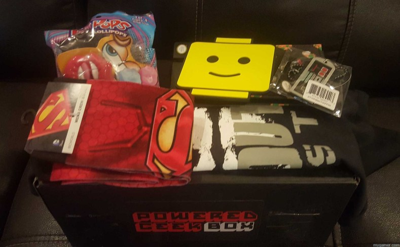 Powered Geek Box October 2015 Review Powered Geek Box October 2015 Review powered geek box main