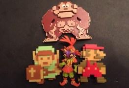Jakks Nintendo Mini Opened