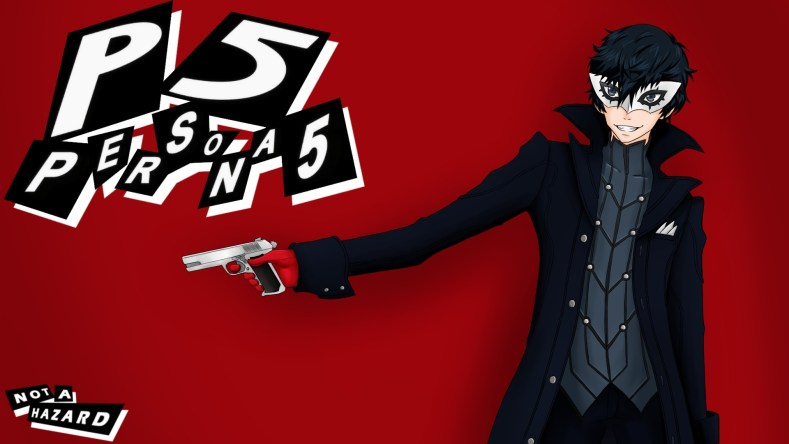 Persona 5 Preview Persona 5 Preview Protagonist