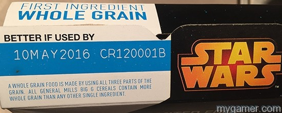 Would have been cool if this expired on May 4th