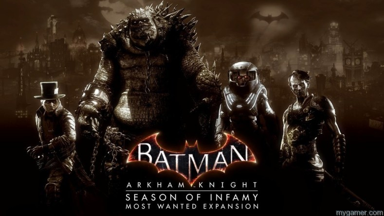 New Batman Arkham Knight DLC Available Now New Batman Arkham Knight DLC Available Now Batman Season of infamy