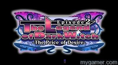 Legend of Dark Witch 2: Price of Desire 3DS eShop Review Legend of Dark Witch 2: Price of Desire 3DS eShop Review Dark Witch 2 title