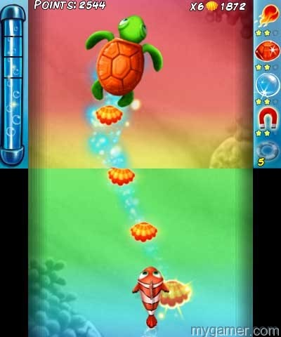OceanRunner_Screen01 Teyon Set to Release Ocean Runner on 3DS Next Week Teyon Set to Release Ocean Runner on 3DS Next Week OceanRunner Screen01