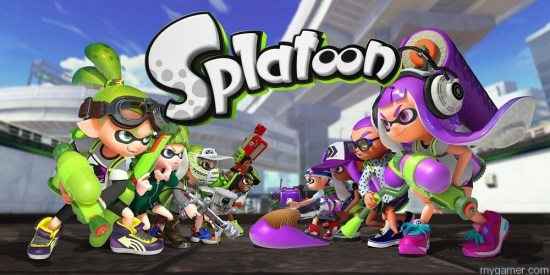 Splatoon Fave Games of 2015 – Oscar of myGamer.com Fave Games of 2015 – Oscar of myGamer.com Splatoon