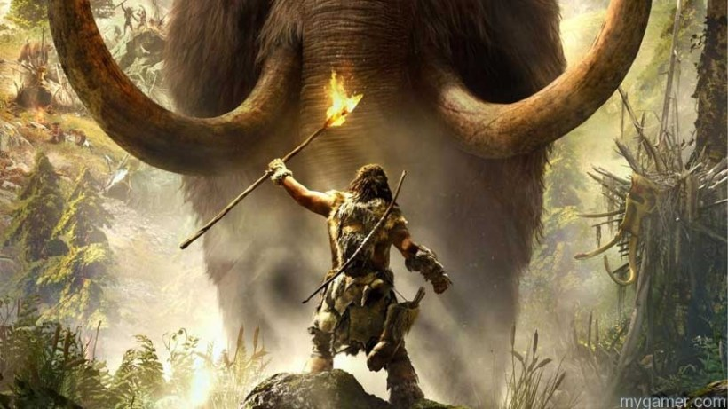 woolly mammoth in primal