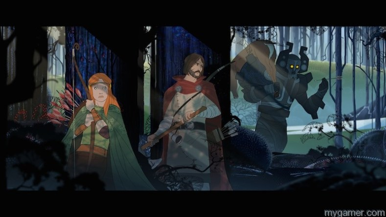 The Banner Saga Now Available on Xbox One and PS4 The Banner Saga Now Available on Xbox One and PS4 Banner Saga ScreenSTory1