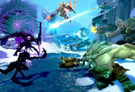 Battleborn Preview Battleborn Preview Battleborn Cover Photo