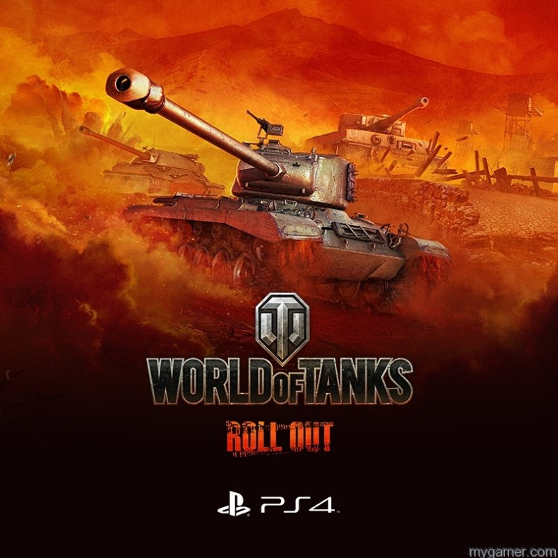Free-To-Play World of Tanks Rolls onto PS4 January 19, 2016 Free-To-Play World of Tanks Rolls onto PS4 January 19, 2016 WoT Console KeyArt PS4