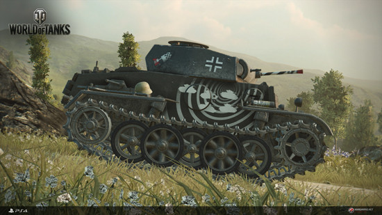 WoT_Console_PS4_Screens_Tanks_Germany_Pz.Kpfw.II_Ausf._J__Image_01 Free-To-Play World of Tanks Rolls onto PS4 January 19, 2016 Free-To-Play World of Tanks Rolls onto PS4 January 19, 2016 WoT Console PS4 Screens Tanks Germany Pz