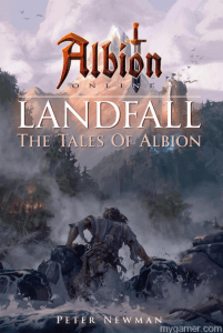 Albion Novel Front Cover Image