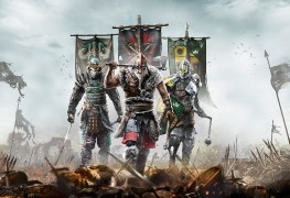 For Honor Preview For Honor Preview For Honor banner