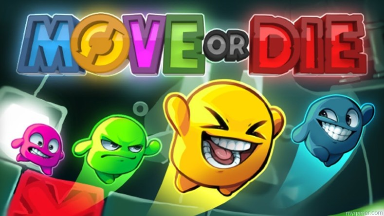Move or Die banner