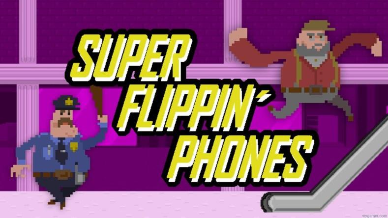 Super Flippin Phones Banner