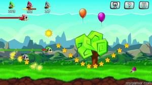 Bird Mania Party Wii U tree