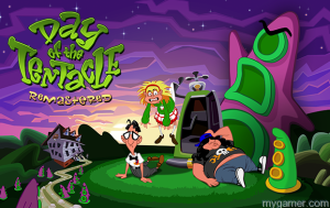 Day of the Tentacle Remasterd Banner