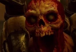 Doom skeleton