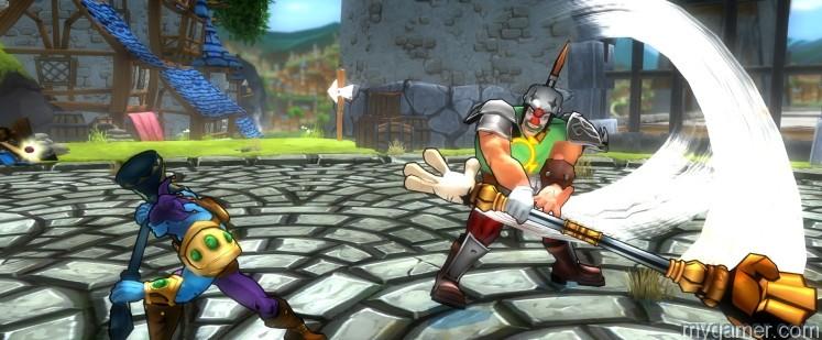 Masquerade screenshot 03